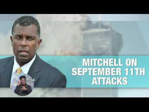 MITCHELL ON SEPTEMBER 11 ATTACKS