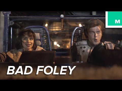 'Solo: A Star Wars Story' - Bad Foley