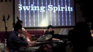 Swing Spirits! AYANO(sax) 井形修平(pf) 竹内 航(b) 鈴木洋平(dr) Swin...