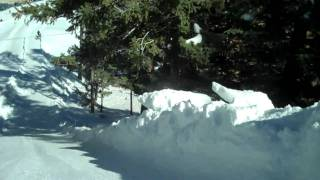 Winterpark Tubing Snow Tube winter park Ruidoso NM New Mexico