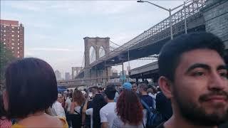 НЬЮ-ЙОРК/INDEPENDENCE DAY/TIMES SQUARE/FIREWORKS/ТАКОГО Я ЕЩЕ НЕ ВИДЕЛА