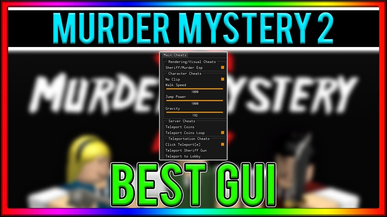 Working Roblox Hack Murder Mystery 2 Unlimited Coins Xp