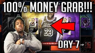 NBA LIVE MOBILE 18 CHILL STREAM!!! DISCUSSING THE NEW KING OF LA LEBRON + GRINDING SHOWDOWN!! (7/30)