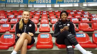 Intervista doppia a Mambelli e Sylla