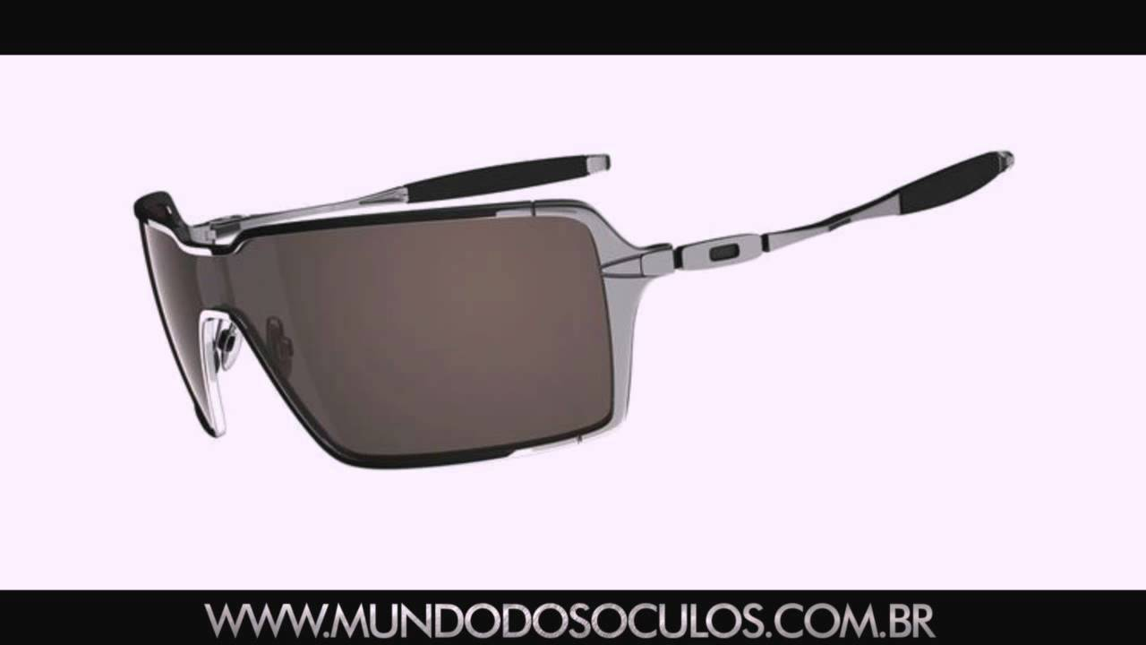 66437456f7219 Óculos de Sol Oakley Probation - YouTube