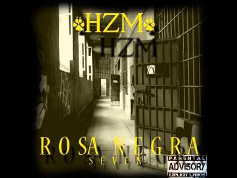 SEVEN   HZM    ( MIXTAPE  ROSA  NEGRA )     LA LETRA  CON SANGRE   ENTRA