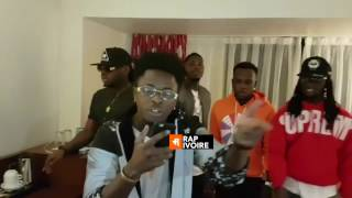 vuclip Freestyle KIFF NO BEAT & Stanley Enow a LAGOS ( Nigeria ) - Part 1