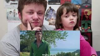 Kyon Hawa SONG REACTION!!! Veer-Zaara | Shah Rukh Khan