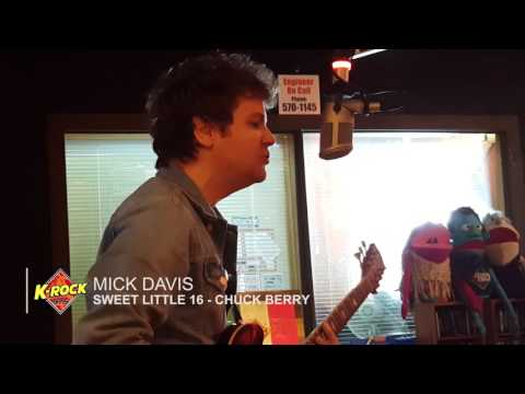 Mick Davis - Sweet Little Sixteen (Chuck Berry)