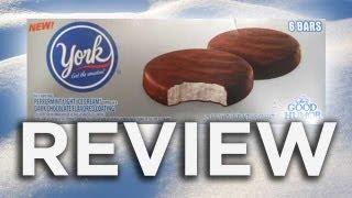 York Peppermint Ice Cream Bars Video Review: Freezerburns (ep515)