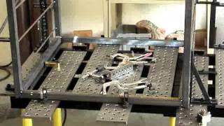 Welding Tools, Modular Fixturing, And Stronghand Build-pro Welding Table Part-2