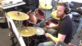 Gold Lion, Yeah Yeah Yeahs - Trinity Rock and Pop Drums Initial Grade NEW SYLLABUS