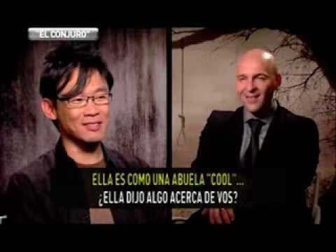 EL CONJURO: Entrevista a su director JAMES WAN Videos De Viajes
