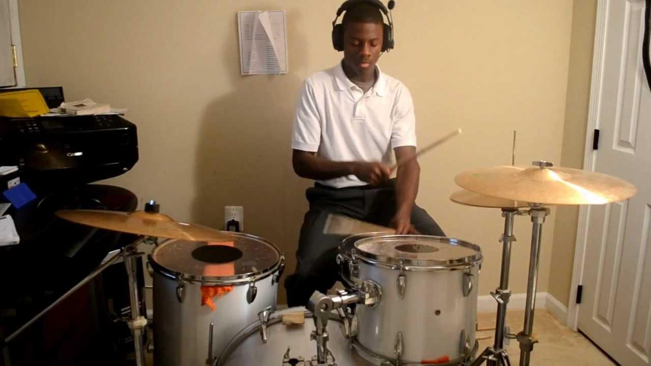wiz khalifa-bed rest drum cover - youtube