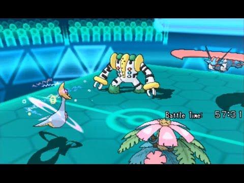 Regigigas! | Pokémon OR/AS WiFi Battle | VGC 2016 | Torneo Pokémon 3DS Argentina | Top 4 VS Andy VGC