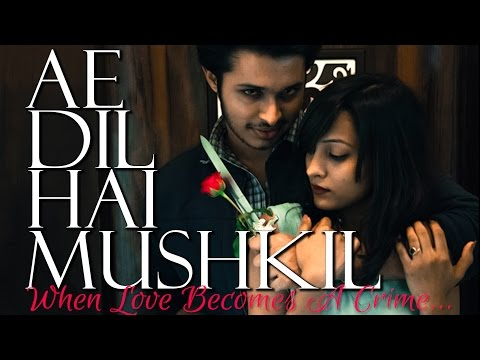 Ae Dil Hai Mushkil- When love Becomes A Crime | Dance Routine | Arijit Singh