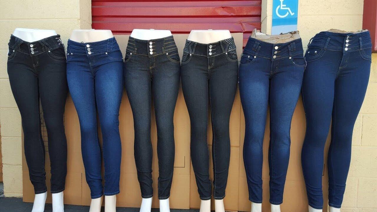 Pantalones De Damas En Especial 5 99 Cada Uno By Ropa Por Mayoreo Envio Gratis