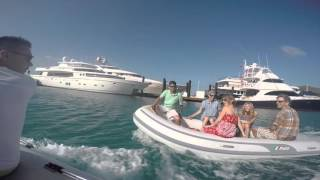 Episode 9 BVI fun with the management team!Leopard Catamarans 48