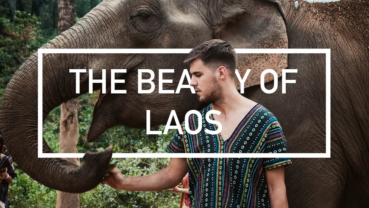The Beauty of Laos  -  Trailer