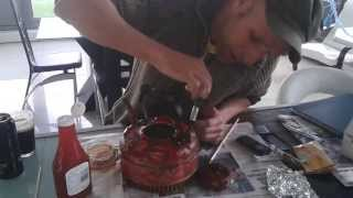 How To Clean A Copper Kettle With Tomato Ketchup