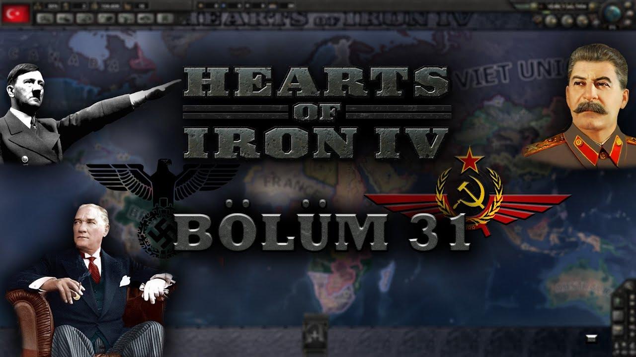 BABAM İYİ BİR ADAMDI   HEARTS OF IRON 4   TÜRKİYE#1