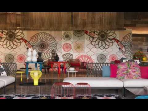Colorful Exuberant Interior Design Inspiration From W Retreat Amp
