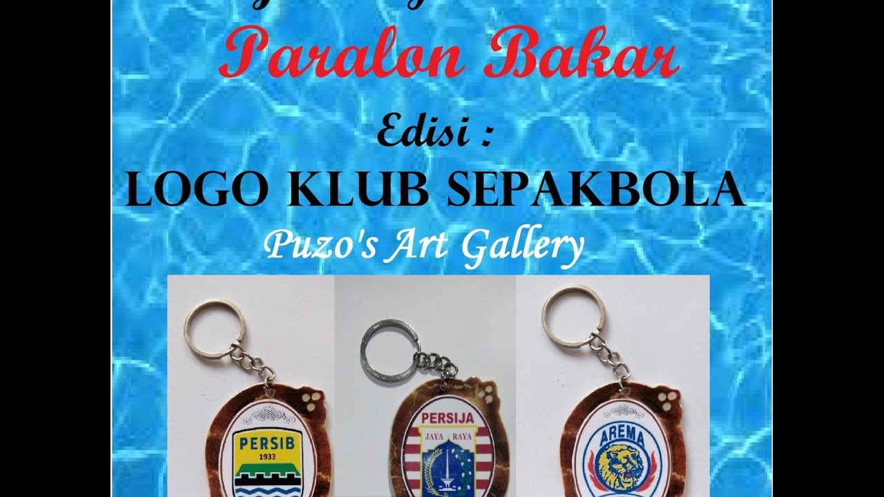 Gantungan Kunci Paralon Bakar Puzos Art Gallery 6 Youtube Hp