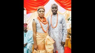 Judith + Tunde - Nigerian Traditional Marriage