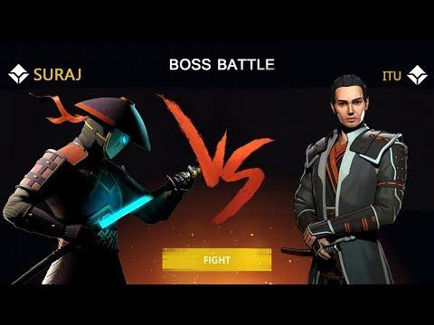 Shadow Fight 3 Official Boss Battle ITU Walkthrough - Part 5