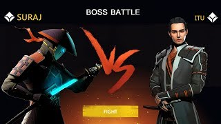 Shadow Fight 3 Official Boss Battle ITU Walkthrough - Part 5