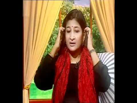 Vidya Shah In Conversation with Namita Devidayal For Doordarshan (National)