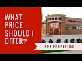 NNN Properties What Price Should I Offer