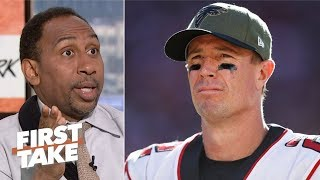 Matt Ryan, Falcons should be only threat to Saints in the NFC South – Stephen A. | First Take