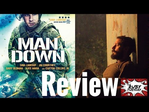 Man Down Review Shia LaBeouf, Jai Courtney | The Ruby Tuesday