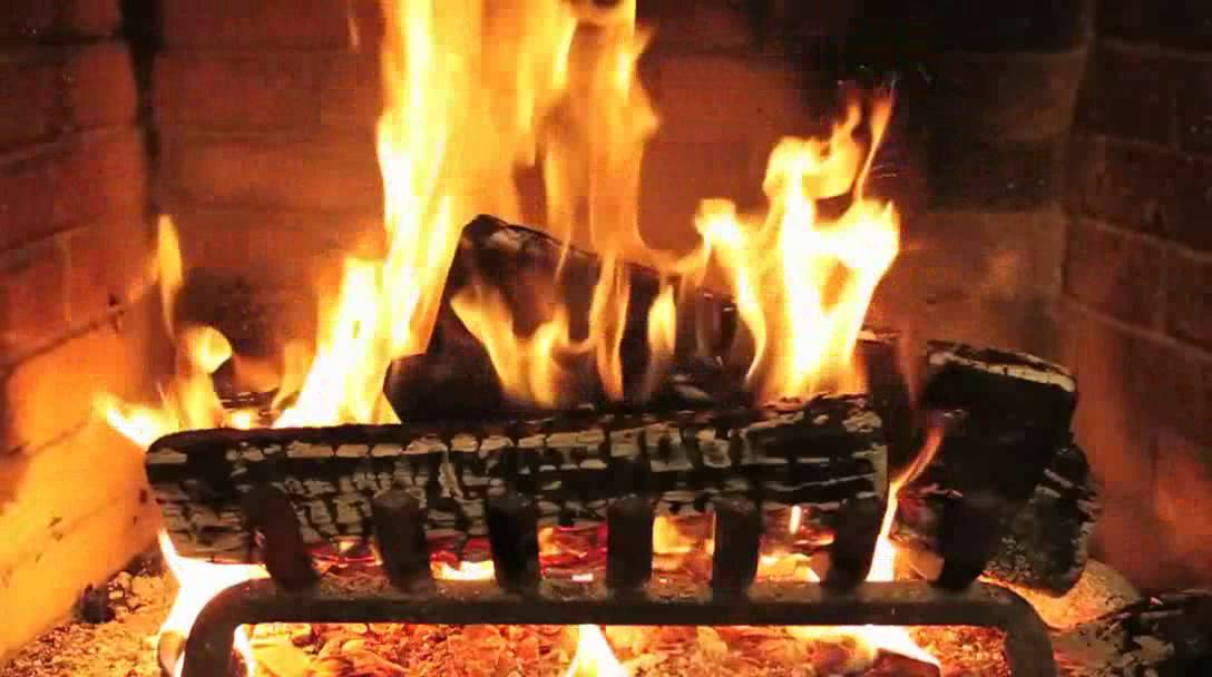 Fireplace Soft Jazz Amp Rain Romantic Date Night Inside