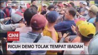 Download Ricuh Demo Tolak Tempat Ibadah