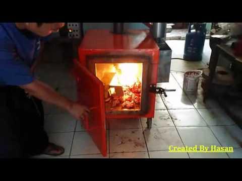 Mesin incinerator & needle destroyer