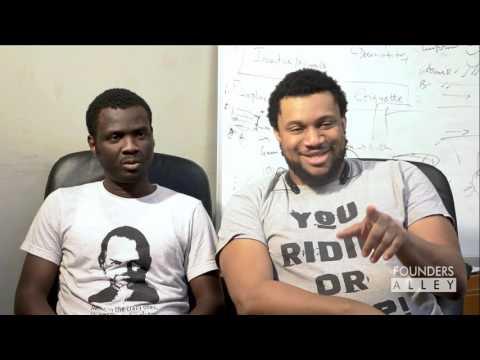 MAX.NG / Chinedu Azodoh & Adetayo Bamiduro / Founders Alley
