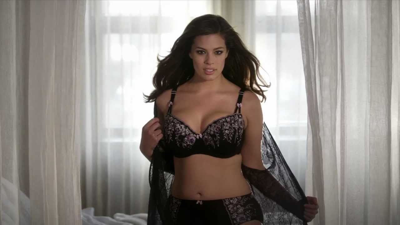 98863a63e0dcb Addition Elle Be A Showstopper Ashley Graham Commercial - YouTube