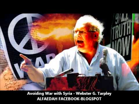 Avoiding War with Syria - Webster G  Tarpley