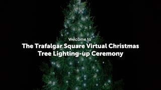 Join us for the first trafalgar square christmas tree virtual lighting-up ceremonywe'll hear from councillor jonathan glanz, lord mayor of westminster and he...