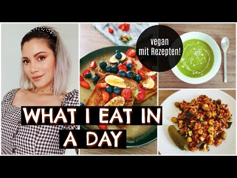 What I Eat In A Day - French Toast, Cremesuppe & Gemüsepfanne | Funnypilgrim