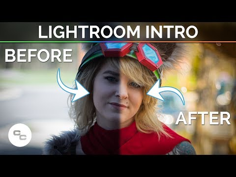 How to Use Adobe Lightroom - Introduction to RAW Photography Editing