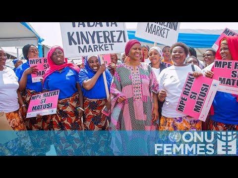 #EcoutezMoiAussi : Message de la directrice exécutive d-ONU Femmes  - 16:55-2018 / 11 / 19