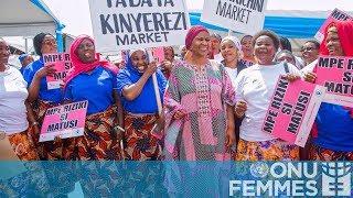 #ÉcoutezMoiAussi : Message de la directrice exécutive d'ONU Femmes