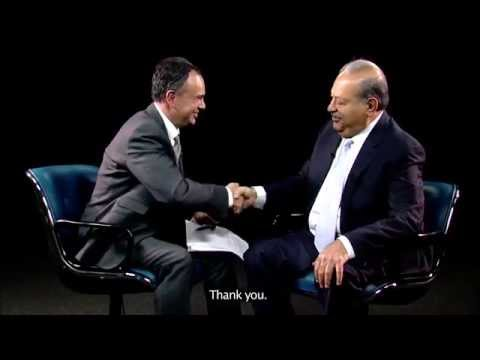 ITU INTERVIEWS: Carlos Slim Helú, President Carlos Slim Foundation
