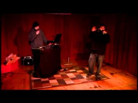 Conscious Object - RD.03 - A Grown Adult (Live on Red Dragon TV)