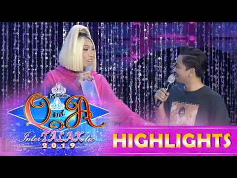 It's Showtime Miss Q & A: Vice thinks of what tattoo to get next