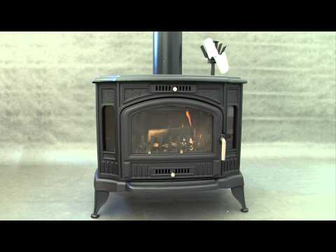 EKOWENT Ecological fireplace fan