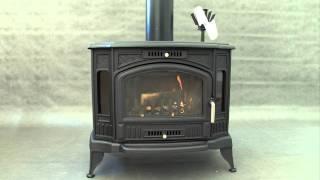 Ekowent Ecological Fireplace Fan